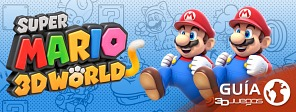 Gu�a completa de Super Mario 3D World