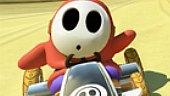 Video Mario Kart 8 - Gameplay: Combate Desértico