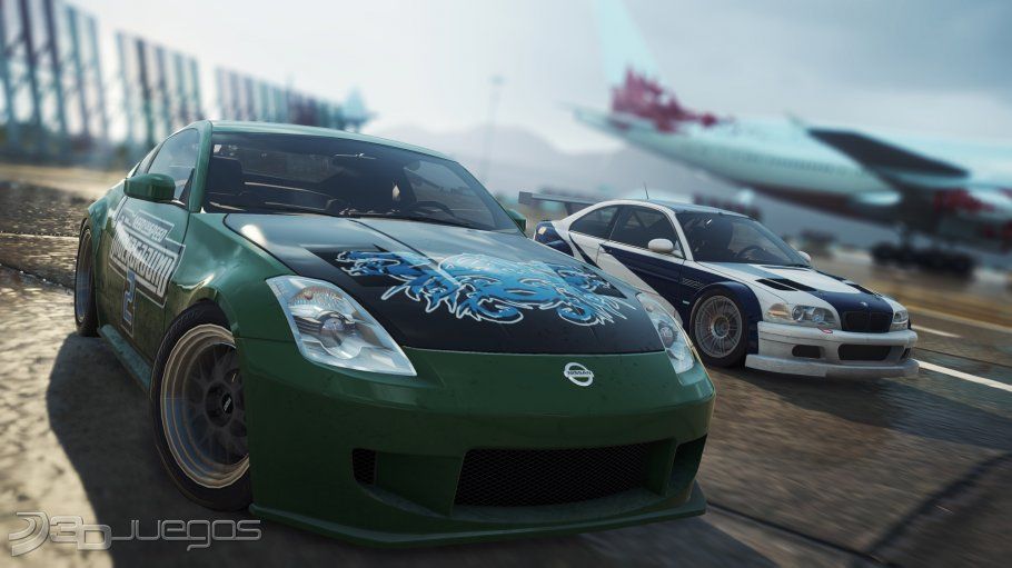 Need for speed most wanted pack deluxe para xbox 360 for Juego nfs most wanted