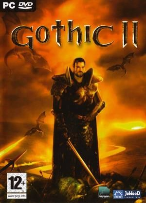 La portada que más os gusta de la saga Gothic_ii-1680390