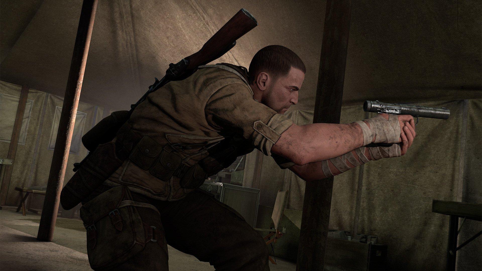 sniper elite 3 2537595 تصاویر جدیدی از Sniper Elite 3 منتشر شد : بیابان گردی در آفریقا