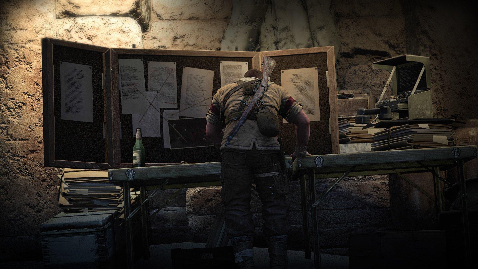 sniper elite 3 2537607 تصاویر جدیدی از Sniper Elite 3 منتشر شد : بیابان گردی در آفریقا