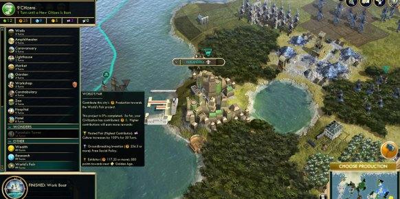 Civilization V Cambia el Mundo
