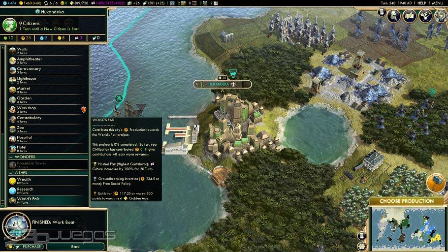 Civilization V Cambia el Mundo - An�lisis
