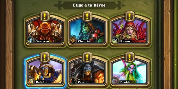 Hearthstone Heroes of Warcraft: Adicción a las cartas... de Blizzard