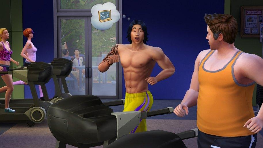 Los Sims 4 PS4