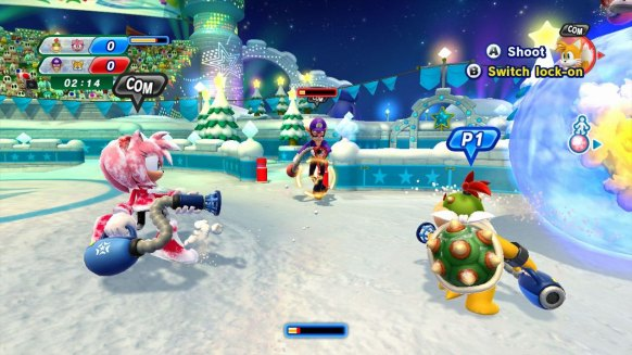 Mario y Sonic JJ.OO 2014