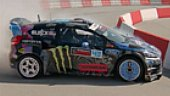 Video Need for Speed Rivals - Ultimate Gymkhana Grid Course