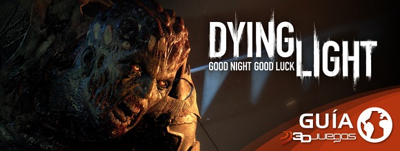 Gu�a de Dying Light