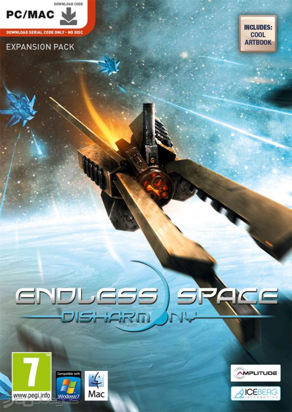 Endless Space Disharmony [SKIDROW] [ISO]