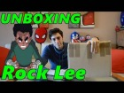 Video: Unboxing Rock Lee - Tsume Dxtra