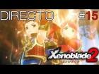 Video: Xenoblade Chronicles 2 - Directo #15 Español - Guia 100% - El Reino de Tantal - Nintendo Switch