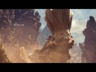Video: Gameplay Monster Hunter World Nº6 Barroth y el Yermo de Agujas