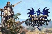 Carátula de Dragon's Dogma Quest - Vita
