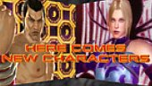 Tekken Revolution: Additional Characters