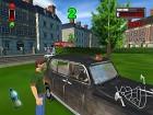 London Taxi Rushour