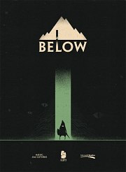 Carátula de Below - PC