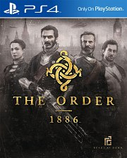 Carátula de The Order: 1886 - PS4