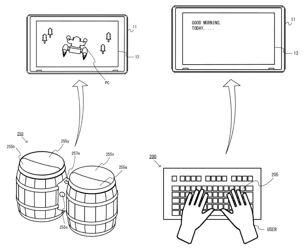 ¿Donkey Konga en Switch? Nintendo registra una sospechosa patente
