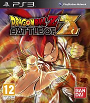 Carátula de Dragon Ball Z: Battle of Z - PS3