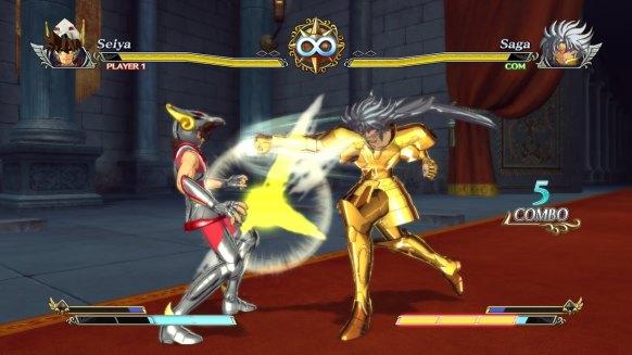 Saint Seiya Brave Soldiers PS3