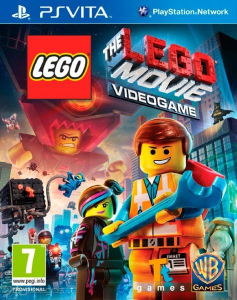 Lego Movie The Videogame Para Ps4 3djuegos