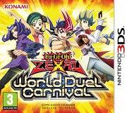 Carátula de Yu-Gi-Oh! Zexal - 3DS