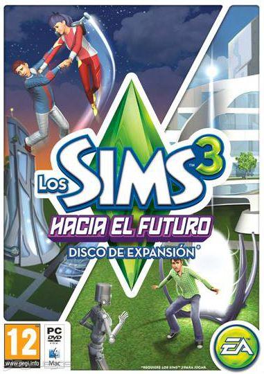 Los sims 3 hacia el futuro para pc 3djuegos for Case the sims 3 arredate