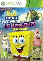 Bob Esponja La Venganza De Plankton Para Xbox 360 3djuegos