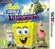 Carátula de Bob Esponja: Plankton - 3DS