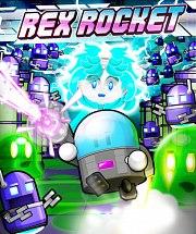 Carátula de Rex Rocket - Wii U