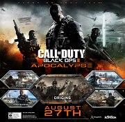 Carátula de Black Ops 2 - Apocalypse - Xbox 360