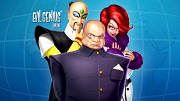 Carátula de Evil Genius Online - Web