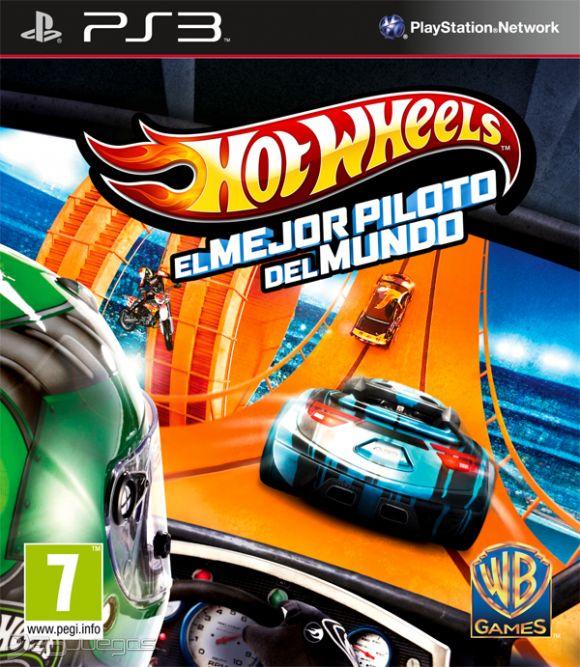 Hot Wheels El Mejor Piloto Del Mundo Para Ps3 3djuegos