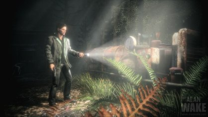 Alan Wake: Entrevista exclusiva