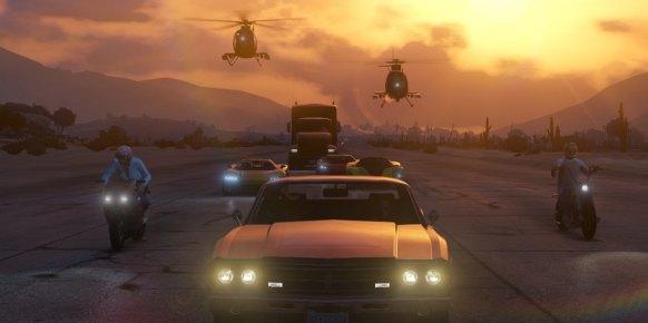 GTA Online: La revolución online de Rockstar