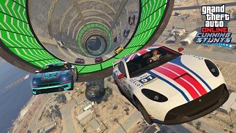 GTA Online: Cunning Stunts suma nuevas carreras acrobáticas y vehículos