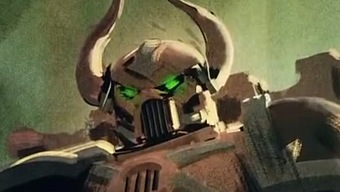 Video Warhammer 40.000: Space Wolf, Teaser - Lanzamiento en Steam