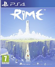 Carátula de RiME - PS4