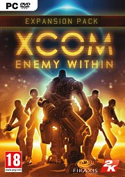 Carátula de XCOM: Enemy Within - PC