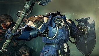 Video Space Hulk: Deathwing, Gameplay del Modo Historia