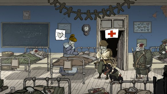 Valiant Hearts The Great War PS4