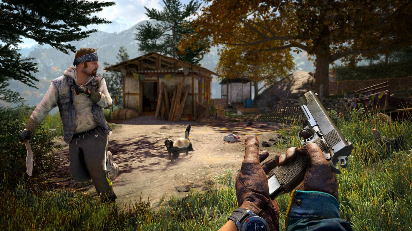 descargar far cry 4 para android