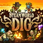 Carátula de Steamworld Dig - Stadia