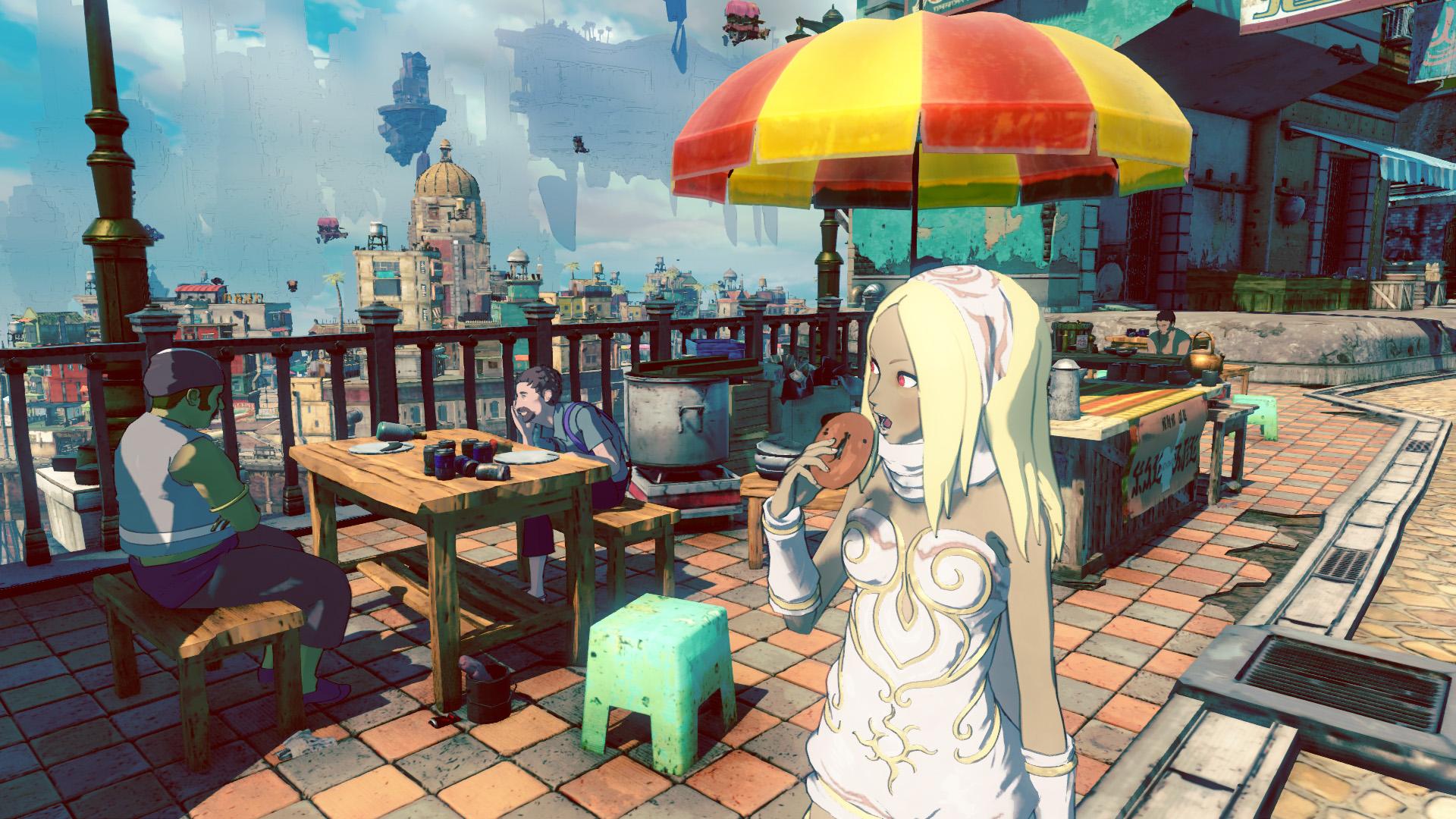 Gravity Rush 2 Tendrá Demo En La Playstation Store Japonesa