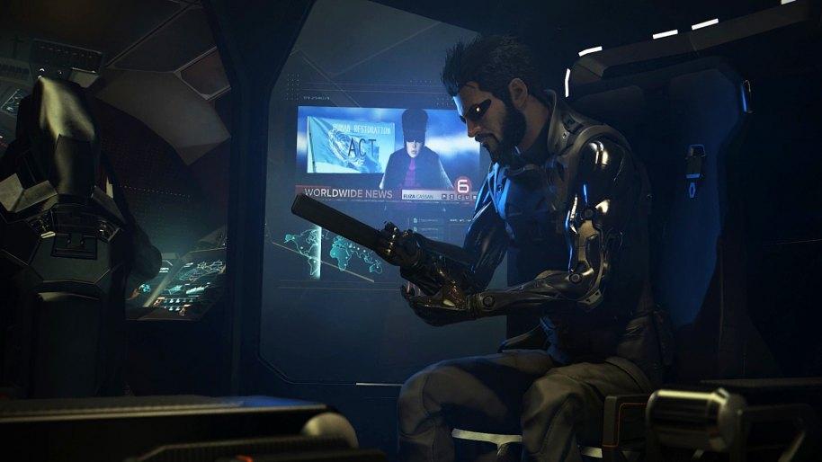 Deus Ex Mankind Divided análisis