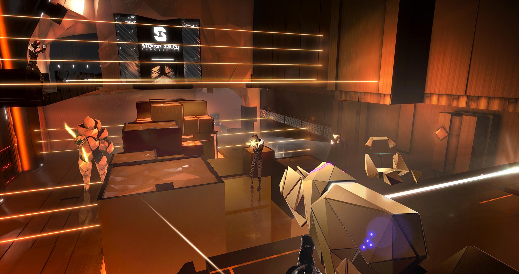 Eidos Montreal actualiza el modo Breach de Deus Ex: Mankind Divided