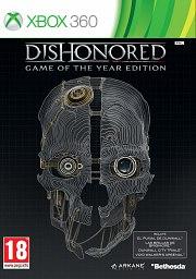 Carátula de Dishonored - GOTY - Xbox 360