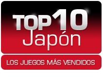 Top juegos Japón, semana del 23 al 29 de julio