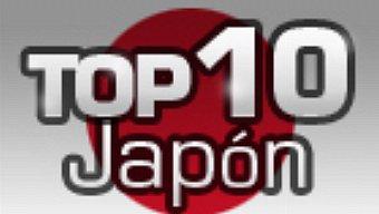 Top ventas Japón. Semana del 10 al 16 de septiembre